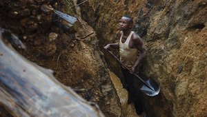 conflict minerals DRC Phil Moore April 2015