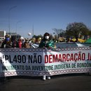 Stand Up For The Earth camp, Brasília