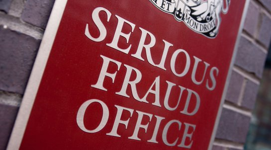 serious fraud office building