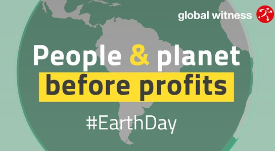 Earth Day Social graphic 2021