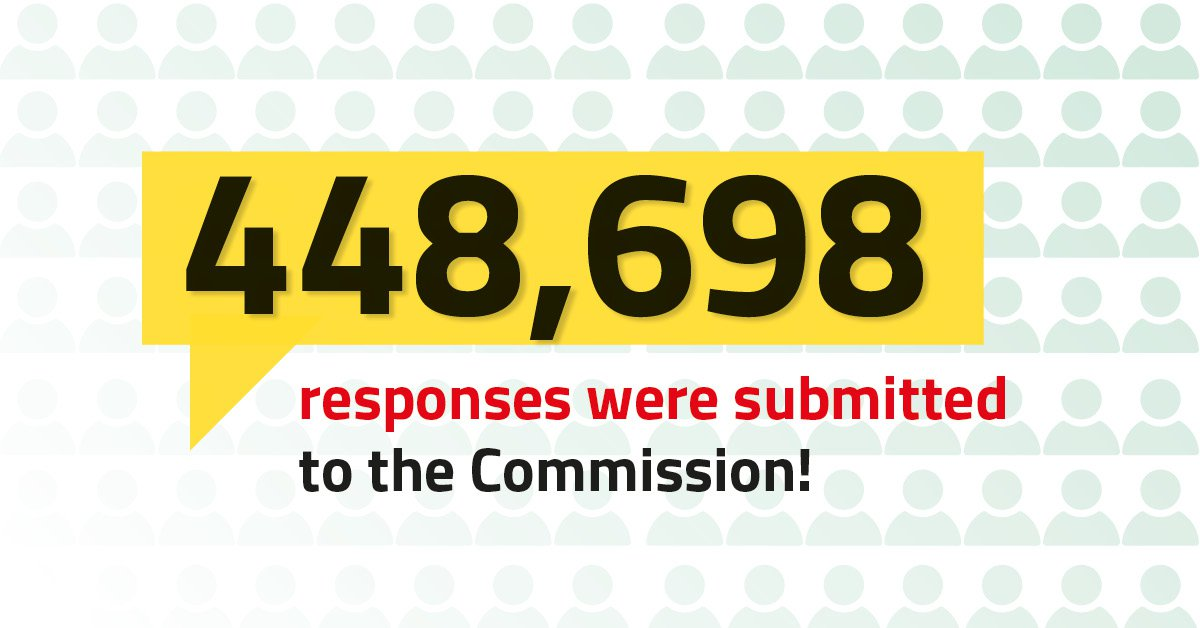 End of Corporate Accountability Consultation number of responses