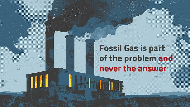 Still from our animation: Why is fossil gas bad for the climate?