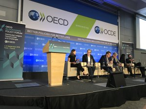OECD Blockchain Policy Forum