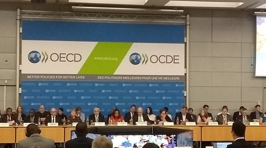 OECD forum on responsible mineral supply chains April 2019 Sophia pic.jpg