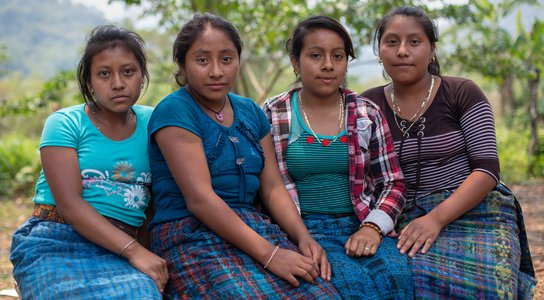 Guatemala Ixquisis Women