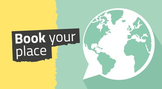 Climate event banner image: book your place