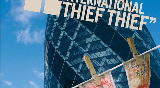International Thief Thief Report Cover