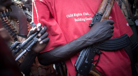 South Sudan conflict